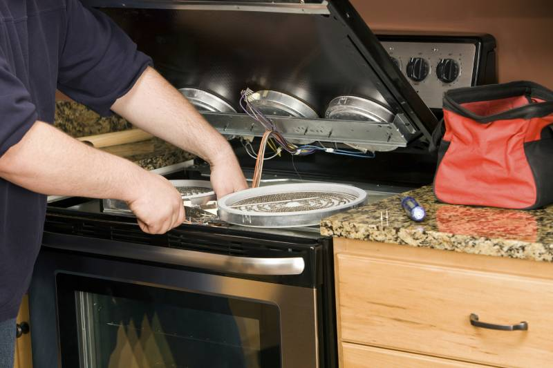 appliance coverage california